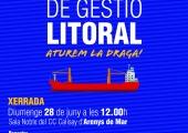 Aturem la draga: PER UN NOU MODEL DE GESTIÓ DEL LITORAL